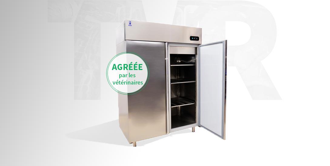 Armoir frigorifique agréée